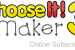 Changes to ChooseIt! Maker 3